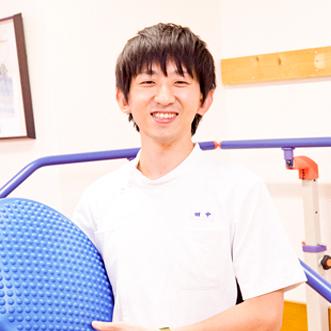 理学療法士 – 田中